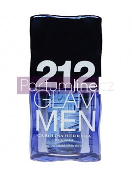Carolina Herrera 212 GLAM, Vzorek vůně