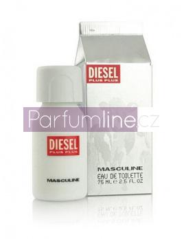 Diesel Plus Plus Masculine, Toaletní voda 75ml