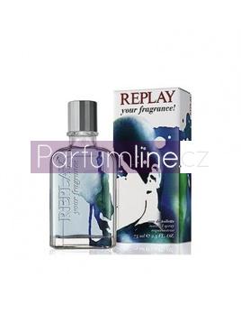 Replay your fragrance!, Toaletní voda 75ml