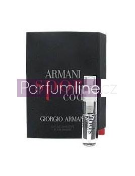 Giorgio Armani Code Sport, Vzorek vůně
