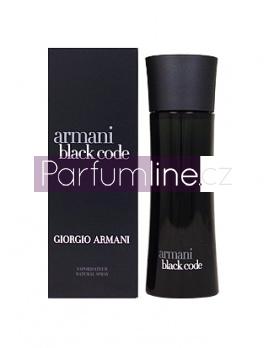 Giorgio Armani Black Code, Voda po holení 100ml