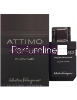 Salvatore Ferragamo Attimo Black Musk pour Homme, Toaletní voda 100ml