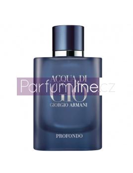 Giorgio Armani Acqua di Gio Profondo, Vzorek vůně