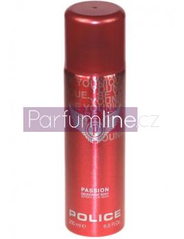 Police Passion, Deodorant 200ml