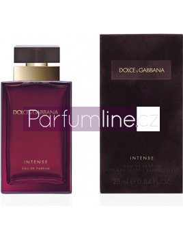 Dolce & Gabbana Pour Femme Intense, Vzorek vůně