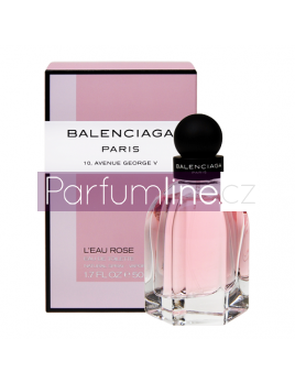 Balenciaga Balenciaga L'Eau Rose, Toaletní voda 50ml