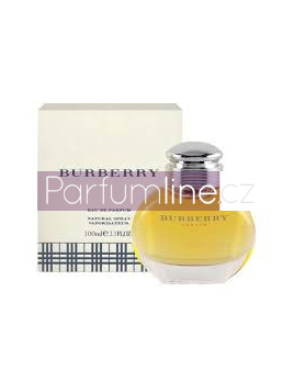 Burberry For Women, Parfumovaná voda 100ml