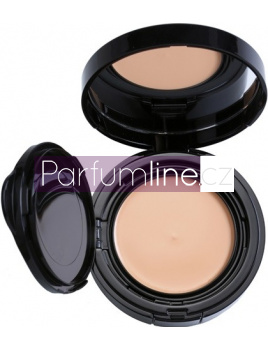 Chanel Vitalumiére Aqua hydratačný krémový Make-up odtieň 42 Beige Rose (Fresh & Hydrating Cream Compact Makeup) 12 g