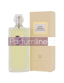 Givenchy Mythical Fragrances: Extravagance D´Amarige, Toaletní voda 100ml