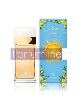 Dolce & Gabbana Light Blue Sun, Toaletní voda 100ml