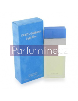 Dolce & Gabbana Light Blue, Toaletní voda 25ml