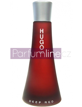 Hugo Boss Deep Red, Parfémovaná voda 90ml - Tester