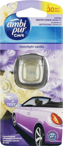 Ambi Pur Car Moonlight Vanilla 2ml