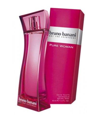 Bruno Banani Pure Woman, Toaletní voda 20ml - Tester