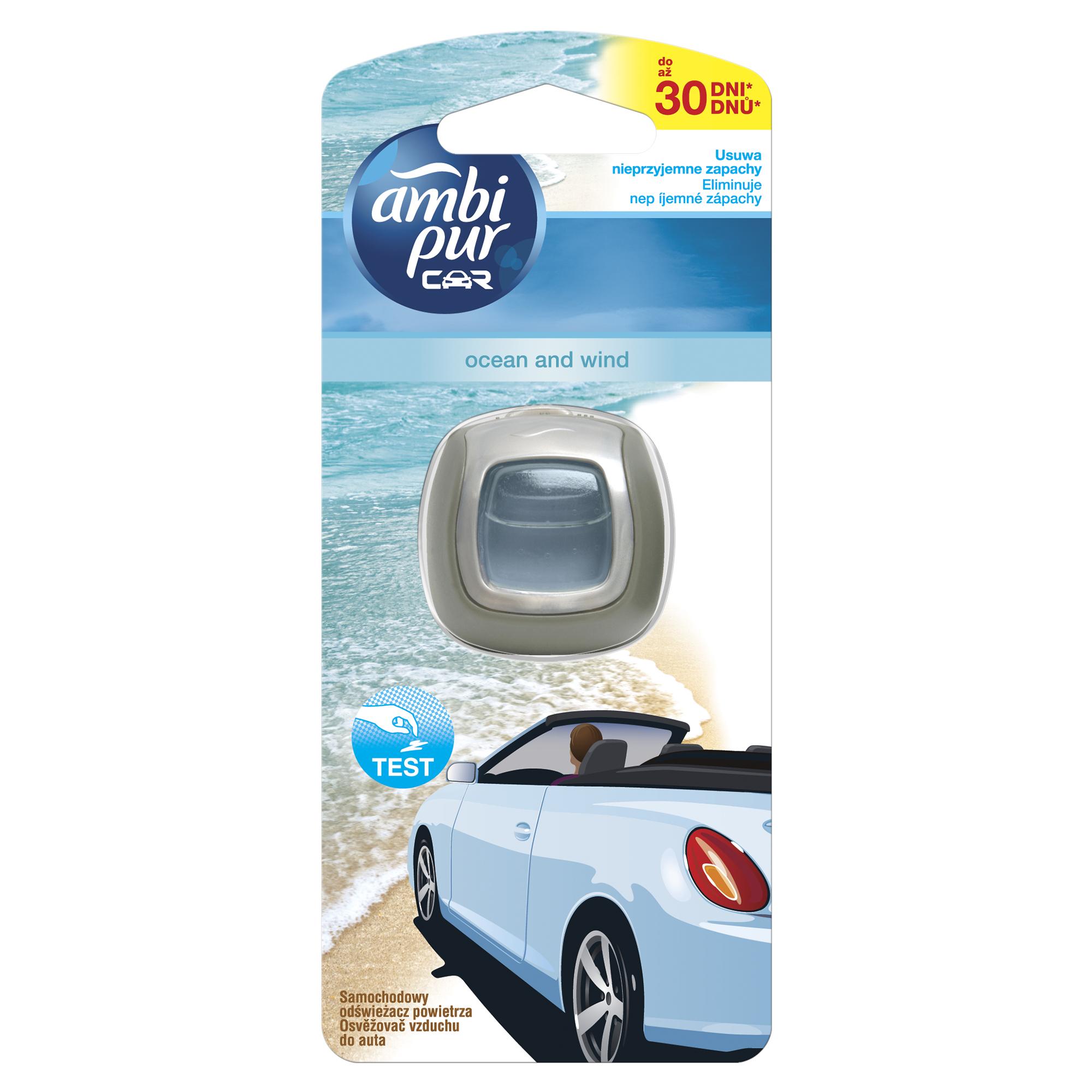 Ambi Pur Car Ocean Mist 2ml