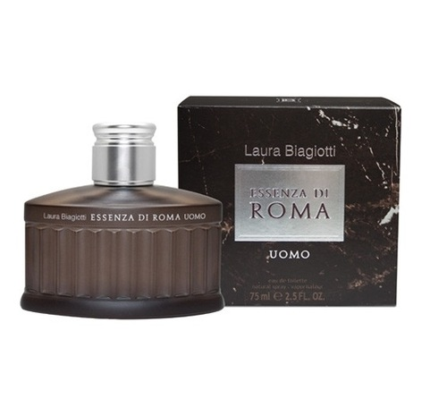 Laura Biagiotti Essenza di Roma Uomo, Toaletní voda 75ml
