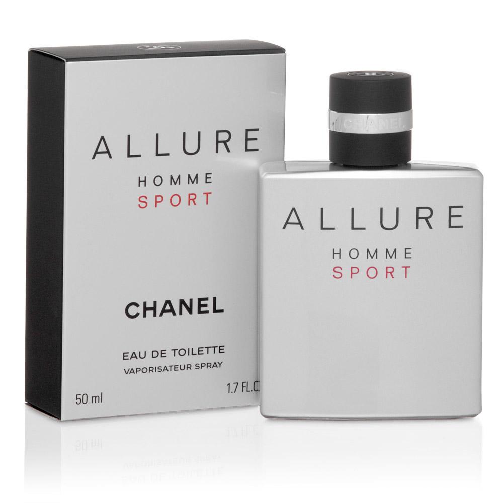 Chanel Allure Sport Cologne, Vzorek vůně
