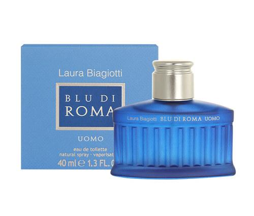 Laura Biagiotti Blu di Roma Uomo, Toaletná voda 40ml