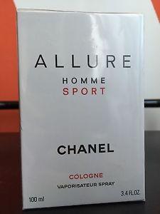 Chanel Allure Sport Cologne, Toaletna voda 100ml + dárek zdarma pro věrné zákazníky