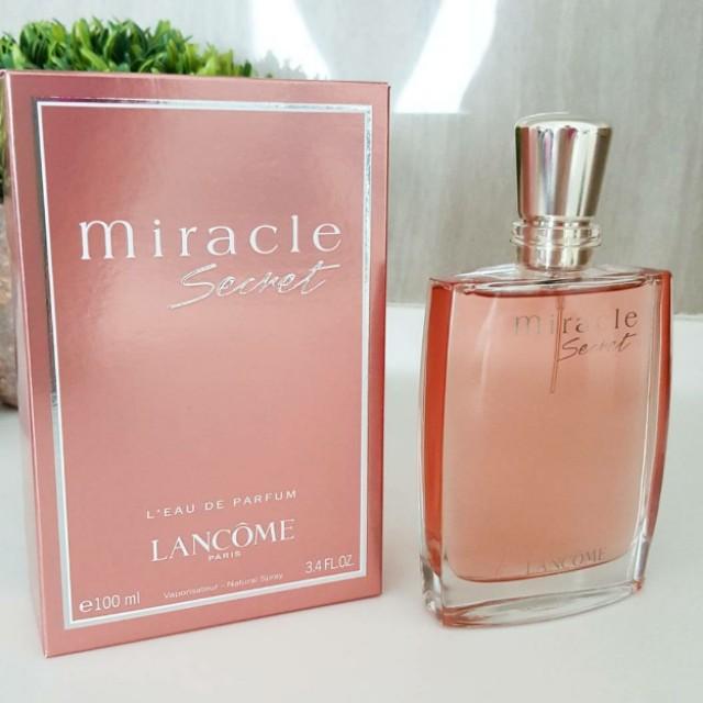 Lancome Miracle Secret, Parfémovaná voda 100ml